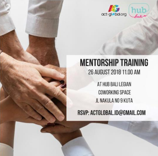 Mentorship Training
